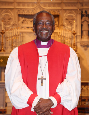 The Right Reverend Michael B. Curry