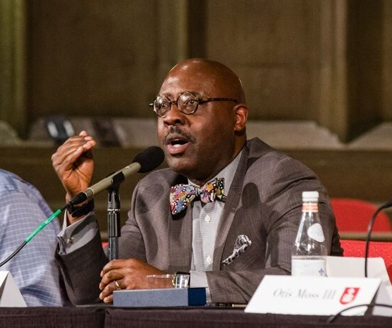 Prof. Jennings at the Chicago Temple panel