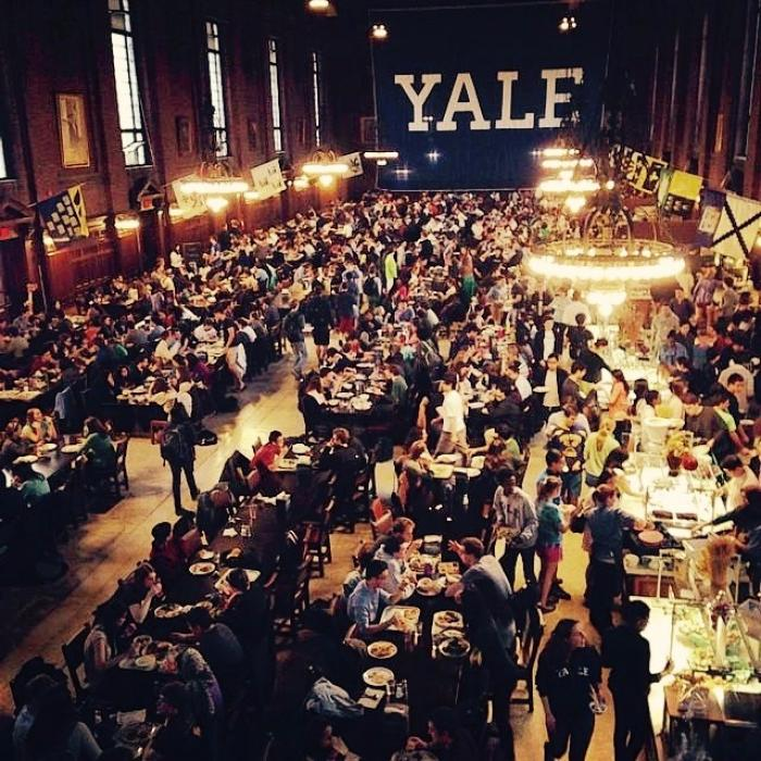 Dining Hall at the YDS Commons