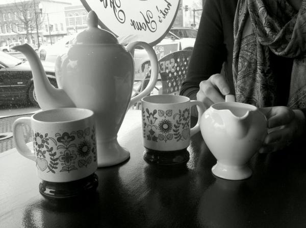 Ceramic Coffee service set