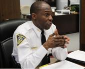 New Haven Chief of Police Anhony Campbell