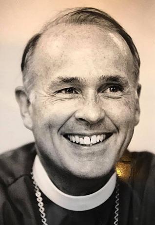 Photo of Bishop Frederick H. Borsch