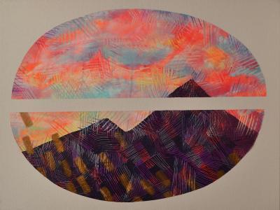 Lily Kuonen, Passage (1), 2016