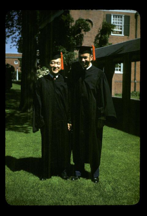 Ken Buma Raymond E. Oliver - 1952