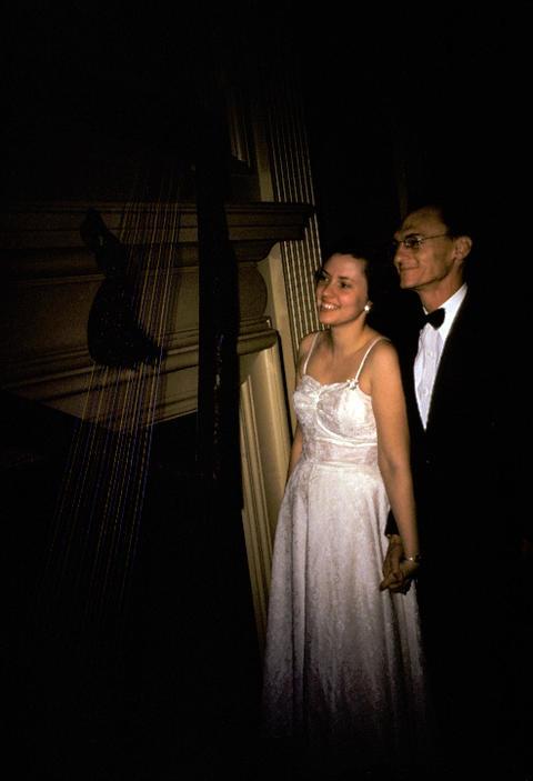 Bob and Jean Dady - 1951