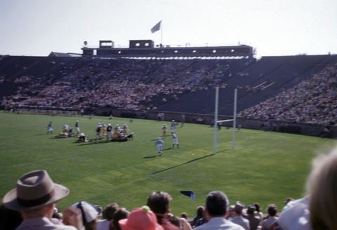 Yale – Navy game - 1951