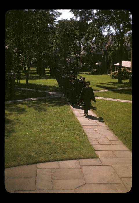 YDS Baccalaureate June 9, 1952