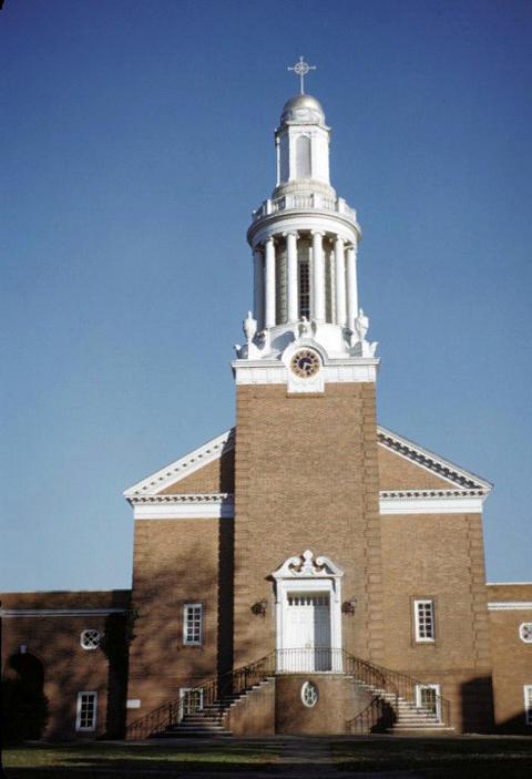 Yale Divinity School Marquand Chapel - 1949