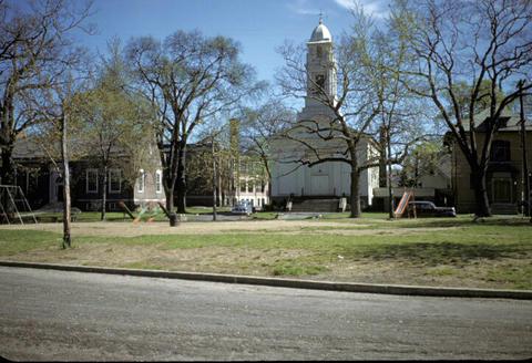 Seymour Congregational Church, Raymond E. Oliver - 1949