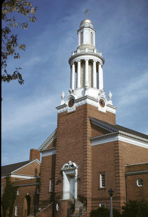 YDS chapel - 1950