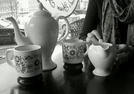 Ceramic Coffee service