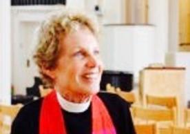 Asisitant Dean of Students for Patoral Concerns, Julie Kelsey