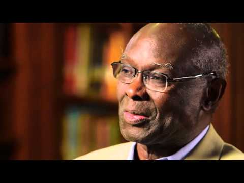 A conversation with Lamin Sanneh